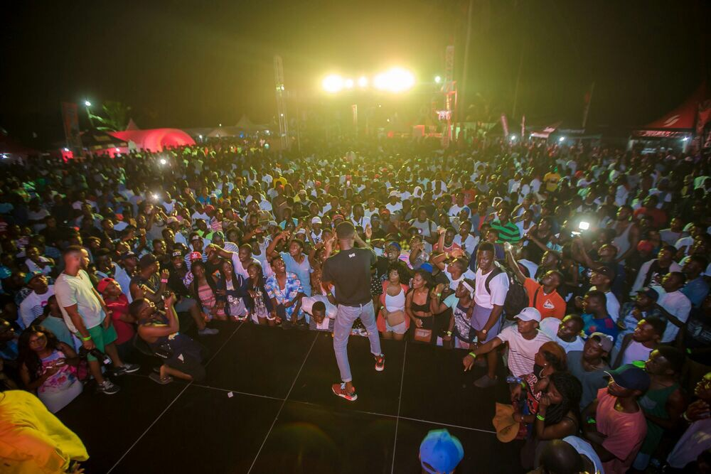 Accra nightlife