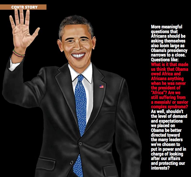 Obama's Africa legacy