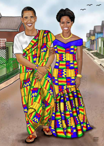 Obama African legacy