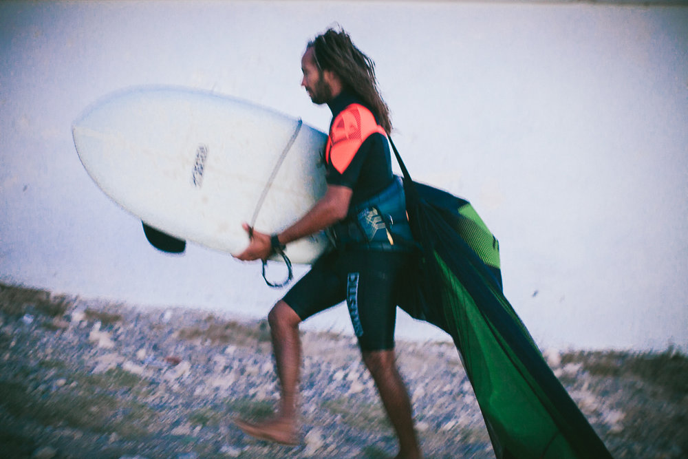Windsurfing Essaouira