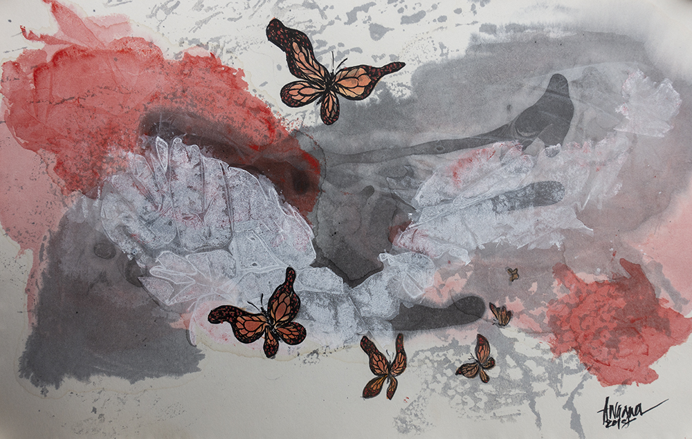 Annette Wagner : Butterflies out of Chaos