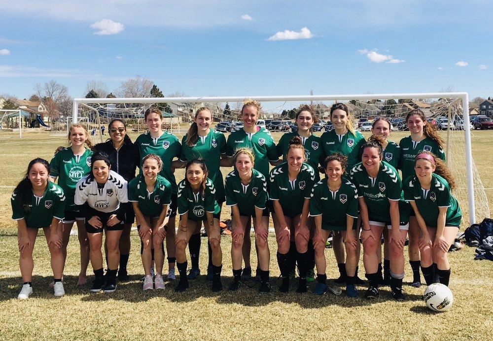 FC Denver Women vs Azteca FC Women