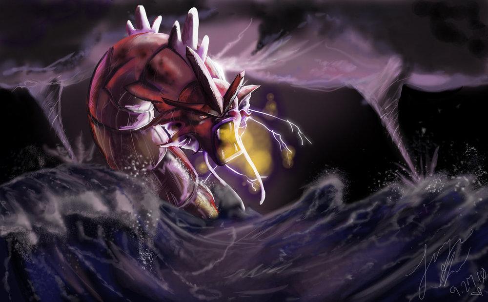 Dragon Rage (Pokemon), Digital, 2010