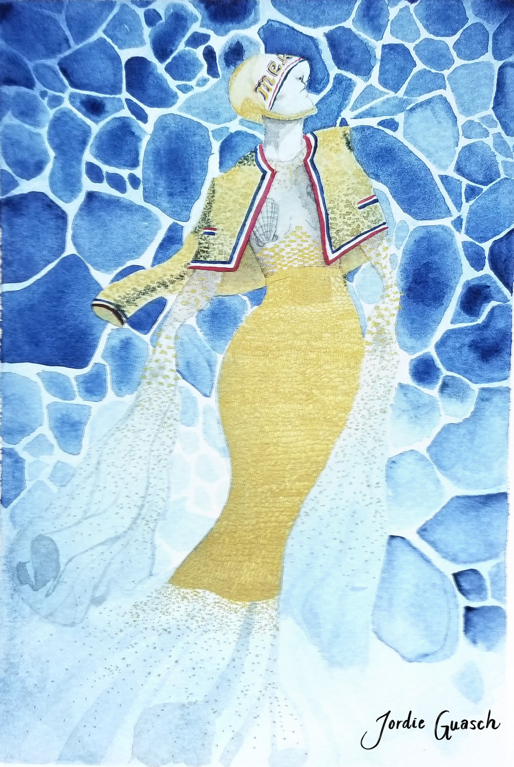 13. Thom Browne, Watercolors