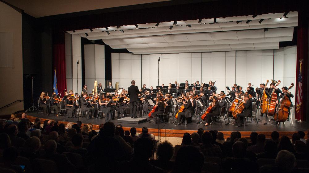 Symphony Orchestra 2015