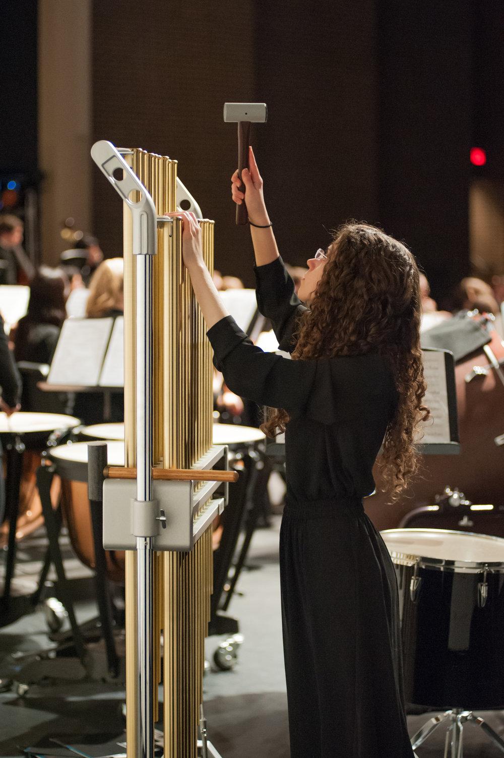 Symphony Orchestra 2015 - Allison Pennybaker