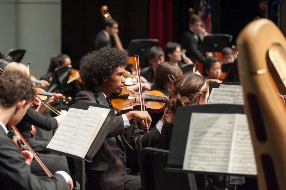 Symphony Orchestra 2015 - T.J. Malone