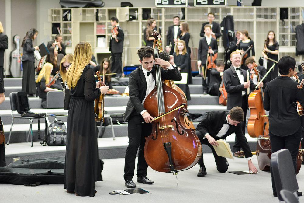 Symphony Orchestra - Pre-Concert