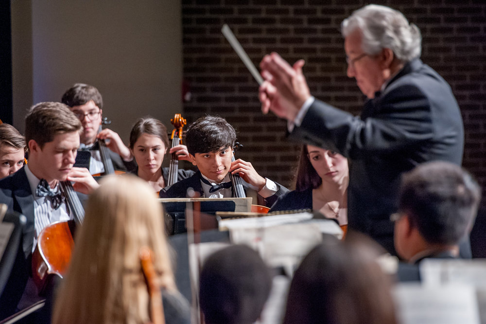Symphony Orchestra 2018