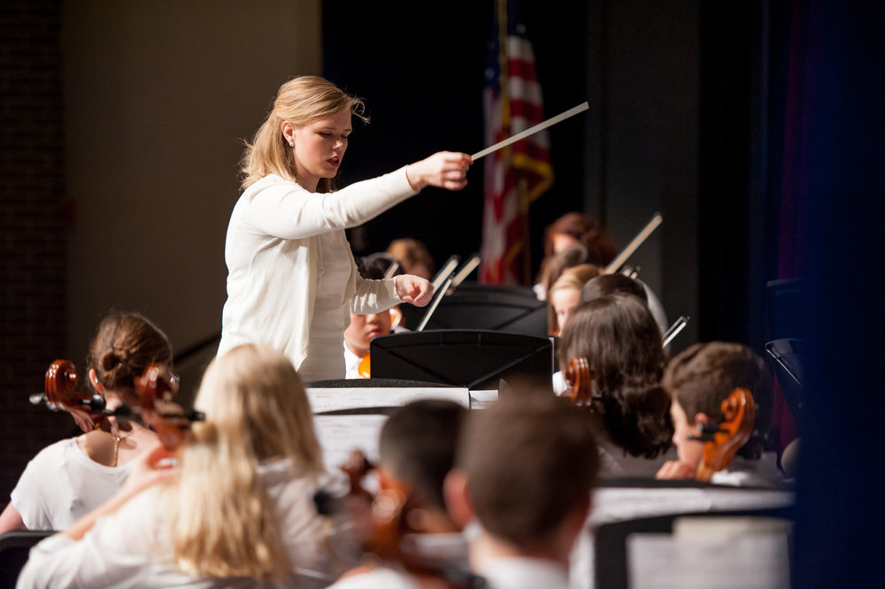 Preparatory Orchestra - Amelia Ivory