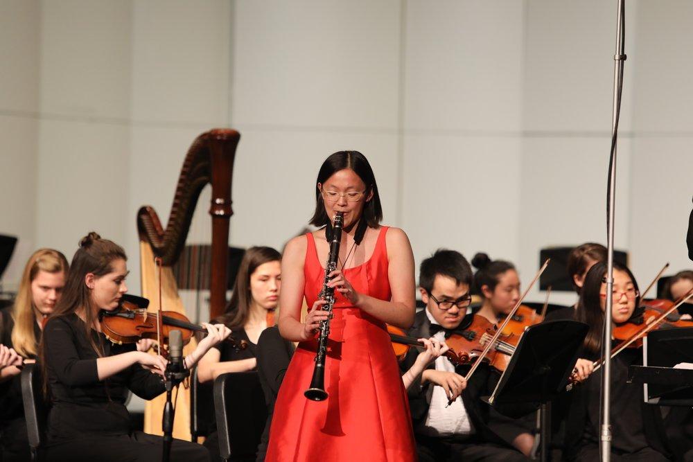 Sophie Fears - 2018 Soloist