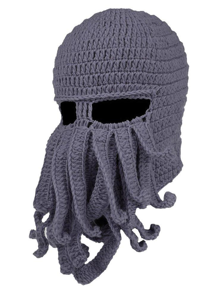 17a296ce71d Octopus Balaclava — Weird   Unusual Gifts