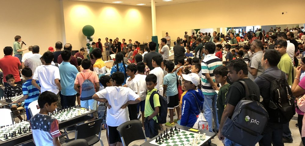 chess and table tennis tournaments in southlake