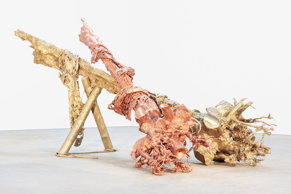 Matthew Barney,  Two Virgins  (2018). © Matthew Barney. Courtesy of Gladstone Gallery, New York and Brussels.