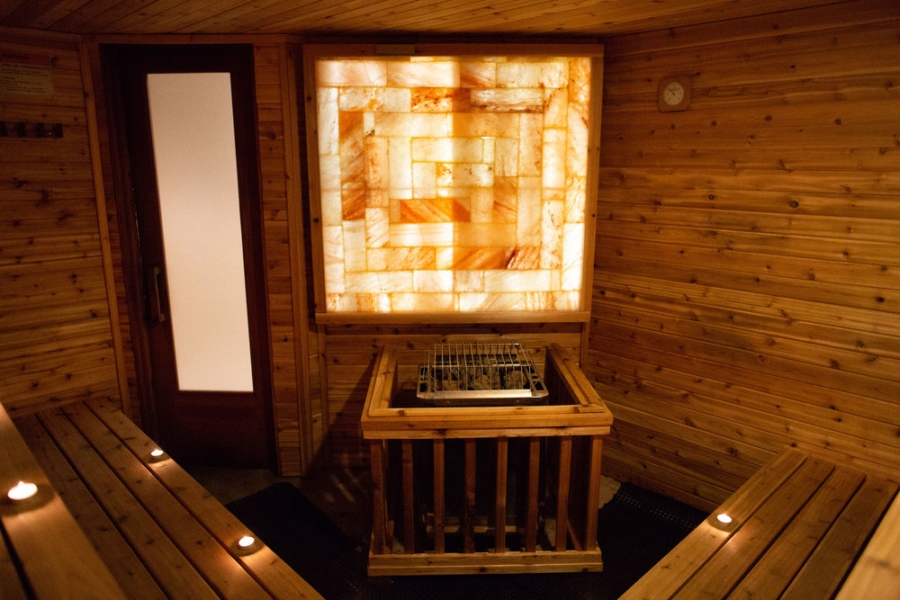 Our Saunas -