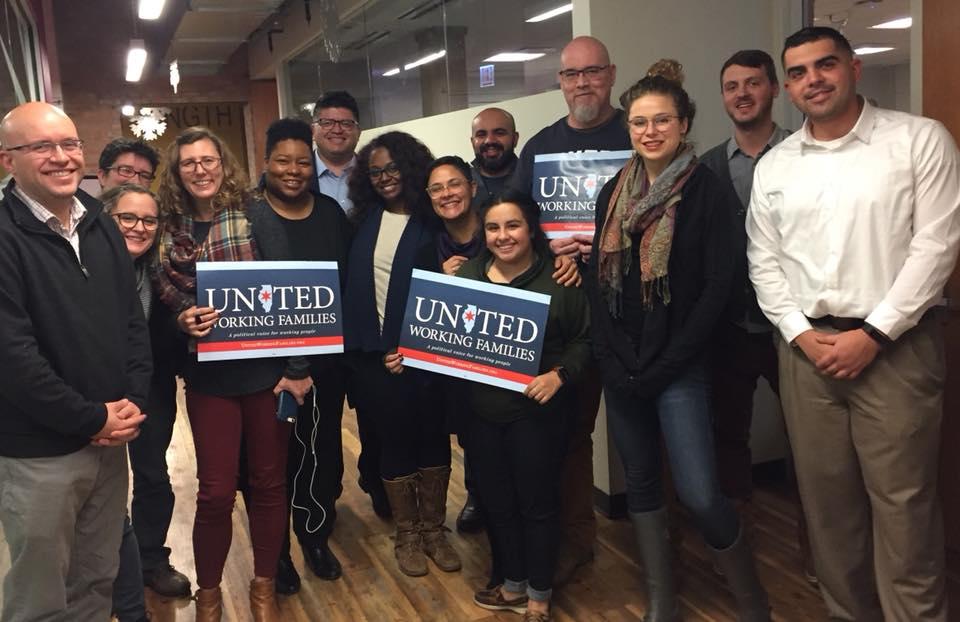 UWF Policy School — United Working Families