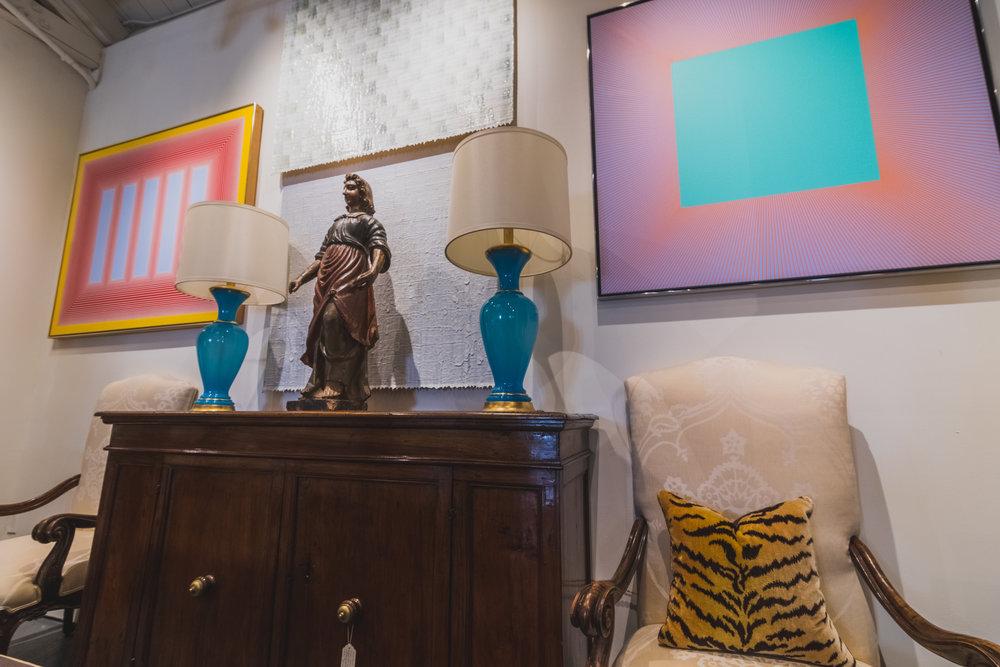 Modern Antiques x Antonios Bella Casa