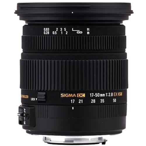 SIGMA 17-50 mm f/2.8 EX DC HSM - Image quality, versatility and strong portrait abilities make this lens one of my absolute favorites!