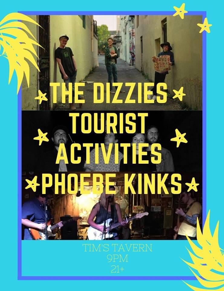the-dizzies-tourist activities-phoebe kinks