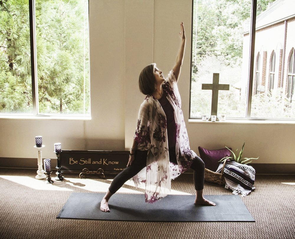 Take Action - Classes are offered weekly at Northside Church. Private and group classes are held in the Breath of Life Yoga Studio.