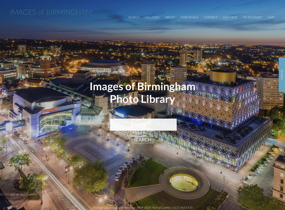 Images of Birmingham - Regional tourism stock librarywww.imagesofbirmingham.co.uk
