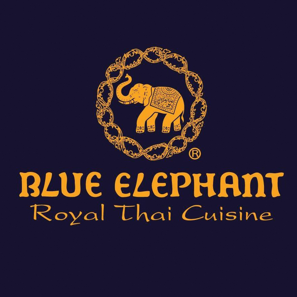 BLUE ELEPHANT CANADA   Blue Elephant Royal Thai Cuisine Grocery Products are Now Available in Canada exclusively by Palette Foods Inc. Our products have no MSG, no preservatives, no artificial colouring.