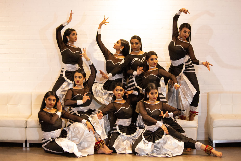 Shadow Entertainment   Shadow Entertainment is one of the top dance companies in Canada. They are revered for their fast paced routines using popular music from Bollywood films old and new. Incorporating their own style and fusing elements of dance from around the world including Bharatanatyam, Kathak, Bhangra, Gaana, Hip Hop and Dancehall, their unique flare exhibits unique performances that leave a lasting impression.