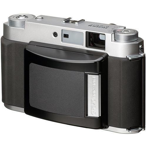 Too Cool. The Fujifilm GF670 Folds Up.