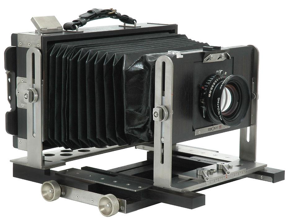 Ebony 4x10 Panoramic View Camera