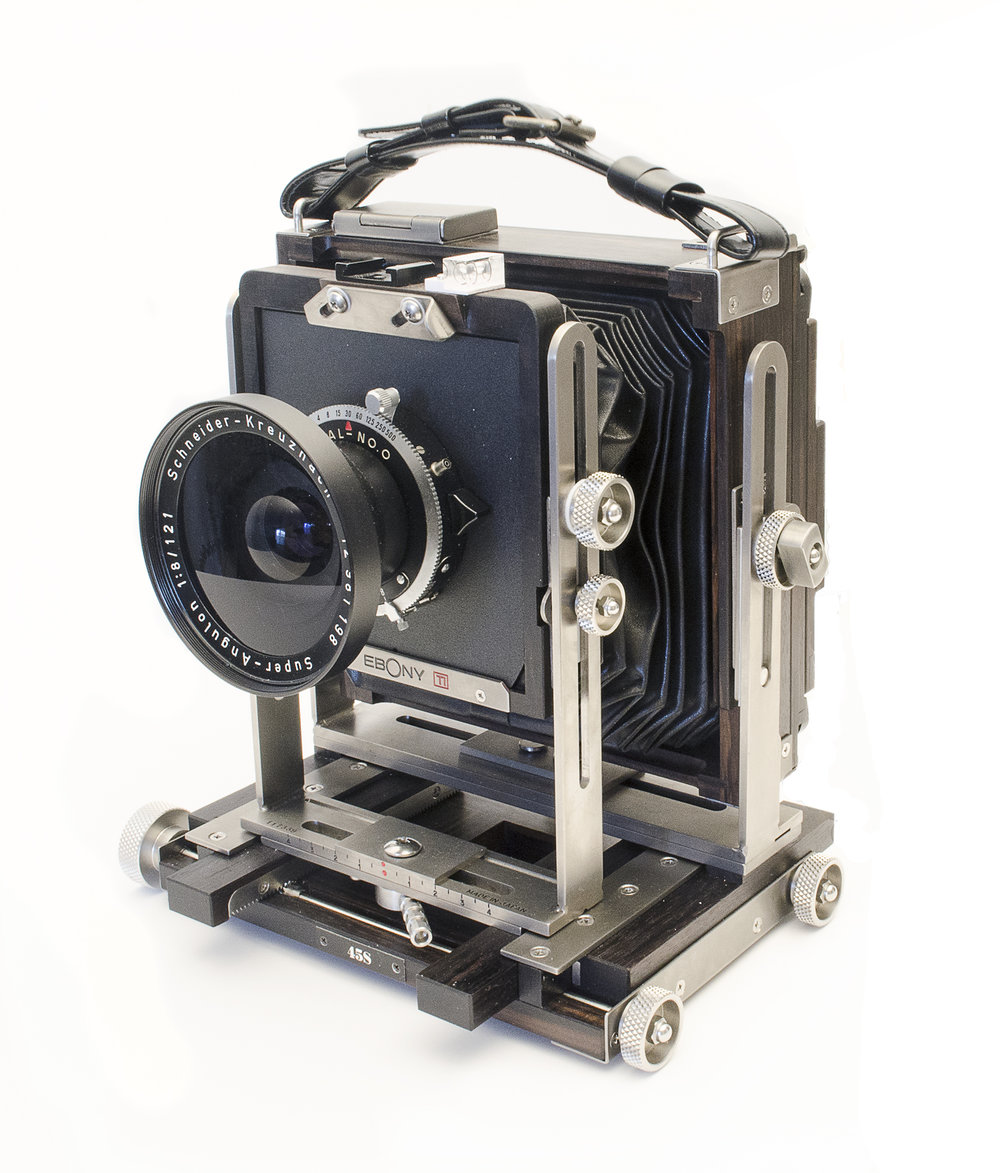 Ebony 45S Wide Angle View Camera