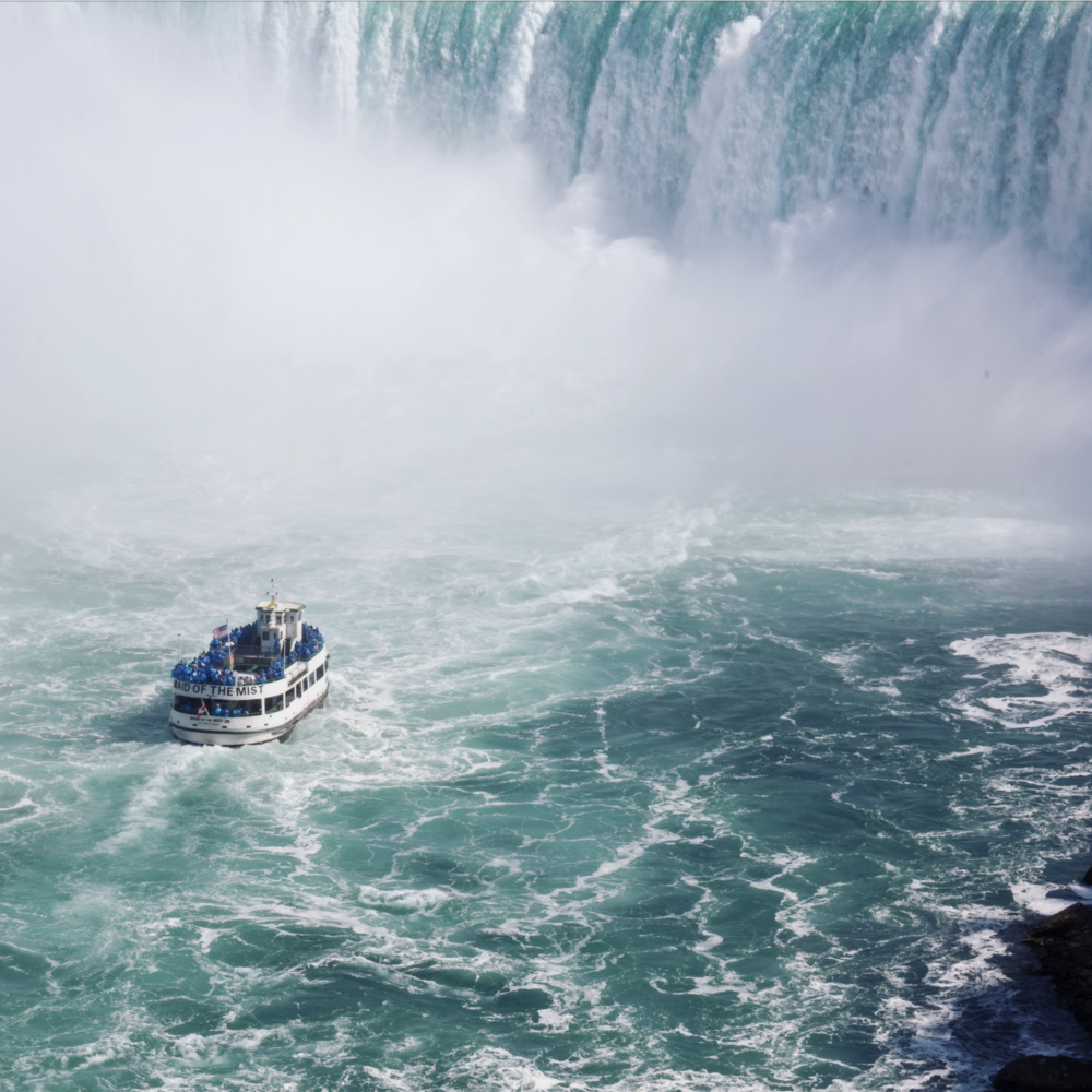 Want to fly High over Niagara Falls? - CLICK HERE TO LEARN MORE