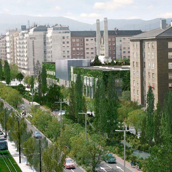 Vitoria-Gasteiz, Spain -