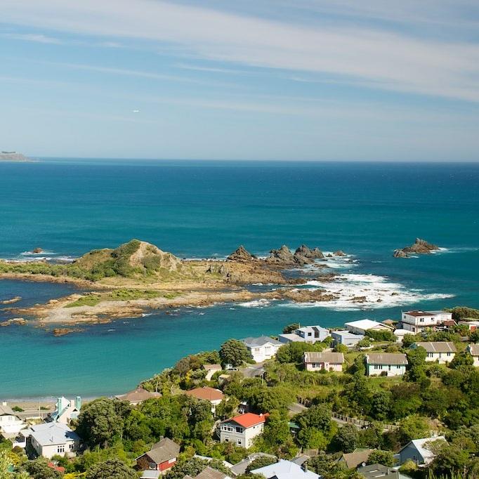 Wellington, New Zealand -