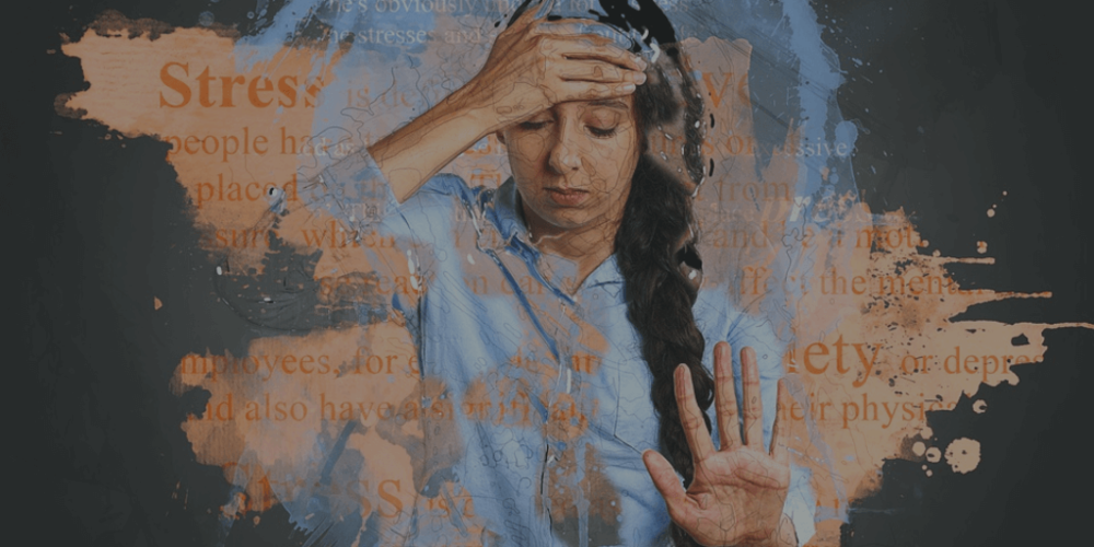 Are you living in the grip of stress?