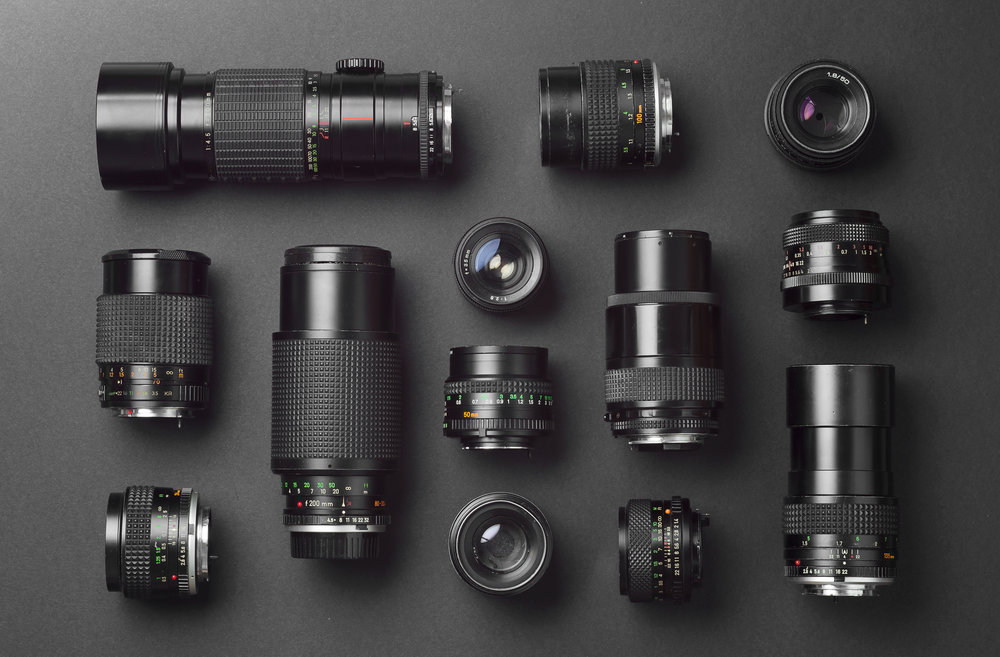 Production Lenses - EF 24mm f/1.4L II USM x2 ($3100)EF 24-70mm f/2.8L II USM x4 ($6800)EF 70-200mm f/2.8L IS II USM ($2100)cn-e 35mm ($3950)cn-e 85mm ($3950)Estimated Total: $19,000