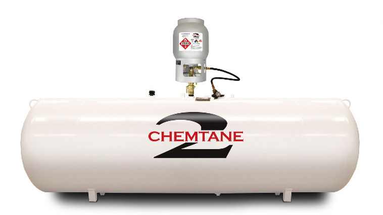 Chemtane 2 Injection Cylinder