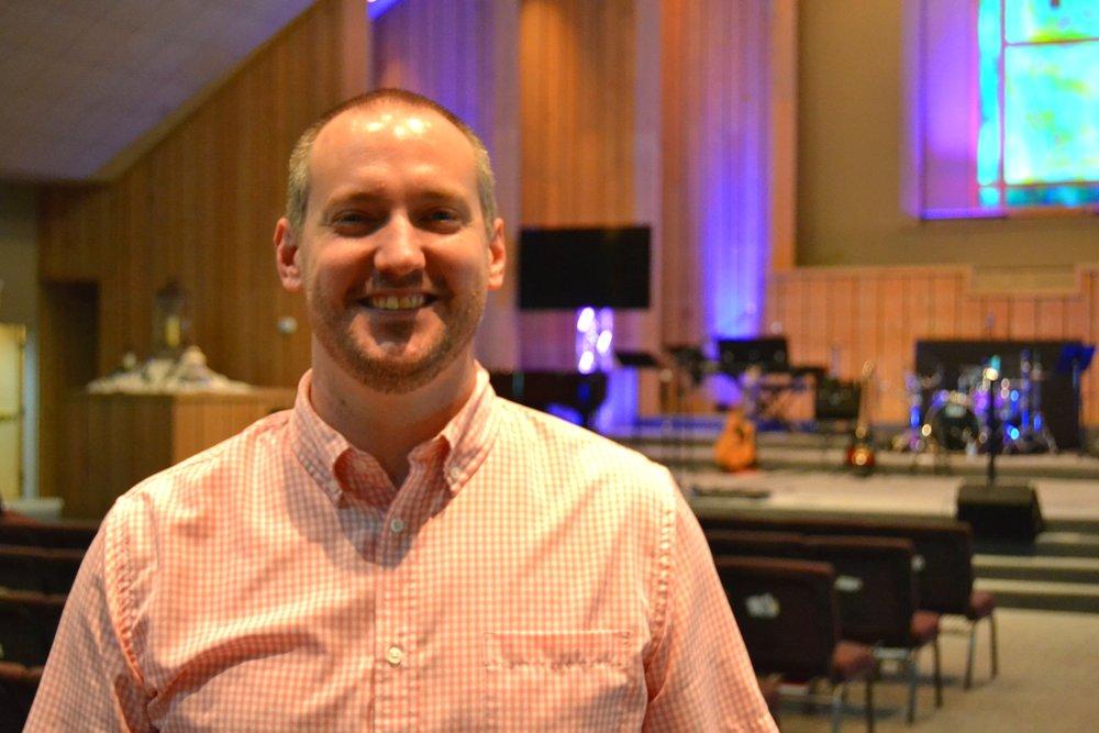 Chris Satterwhite - Pastor