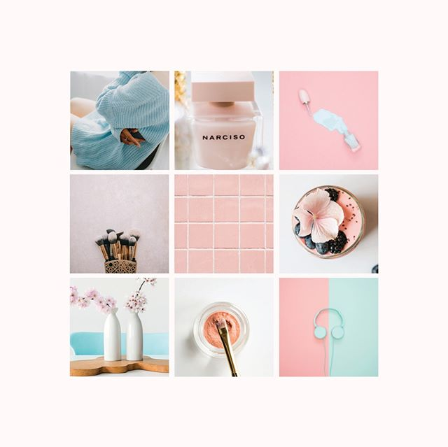 La Beaute Swan Hill | Part 1⠀ 〰⠀ Pastel inspiration in grid form for the new website for @labeaute.swanhill. A blend of soft hue pinks and baby blues used to communicate a calming environment. ⠀ 〰⠀ ⠀ Services: Graphic Design, Website Design + Social Media . . . . . . . . . . . .    #weareFRAME #creativeagency #geelongbusiness #geelongcreatives #creativeladydirectory #thenativecreative #brandstylist #squarespacecommunity #mindsparklemag #tdkpeepshow #girlswhocode #girlbossesau #calledtobecreative #beautysalon #swanhill #swanhillbusiness #beautyaddict #instabeautyau  #instagood #graphicdesign