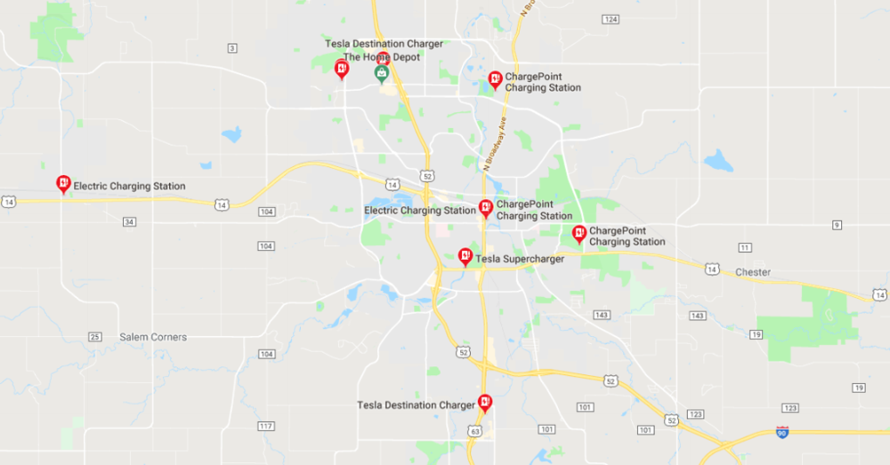 Where To Find Electric Vehicle Charging Stations In Rochester Mn Rochester Electric Vehicles,Subway Tile On Bathroom Walls