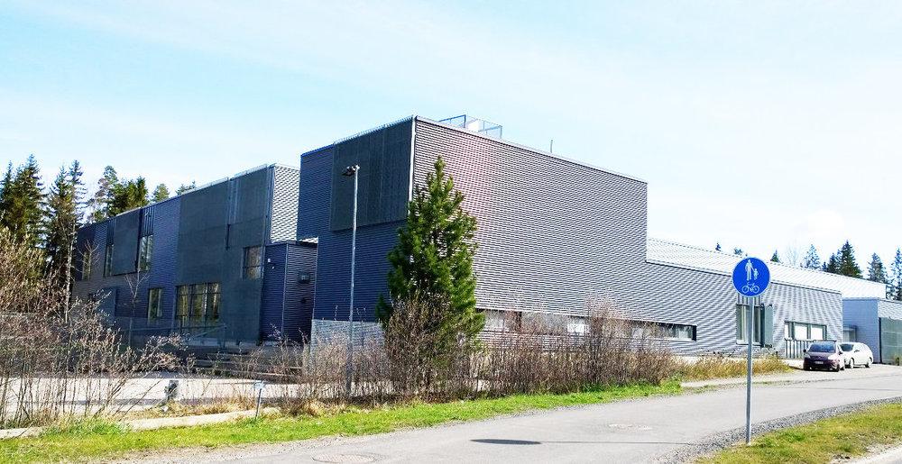 Karosen Koulu, Tampere