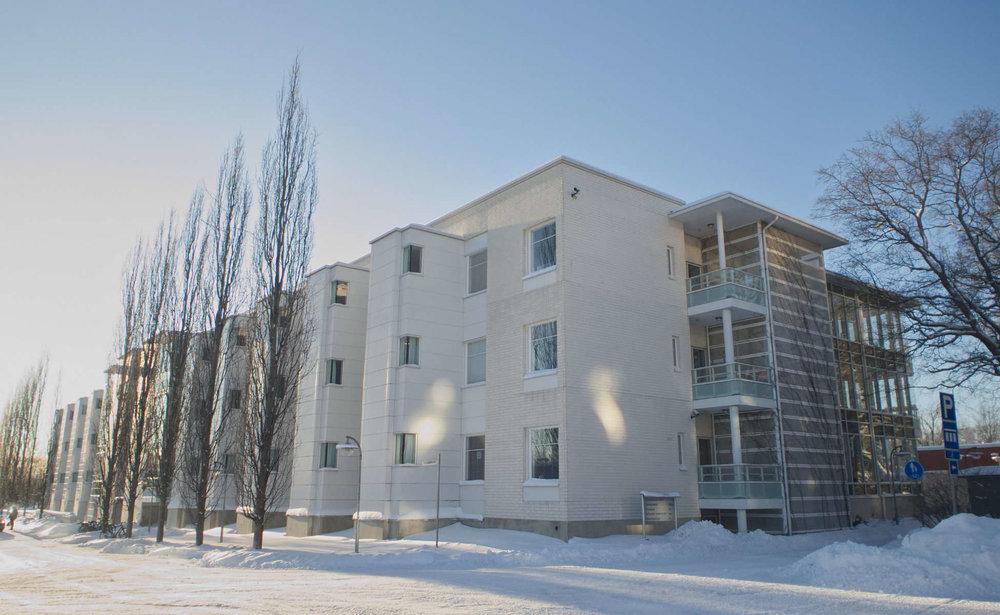 Hatanpäänpuiston Sairaala, Tampere