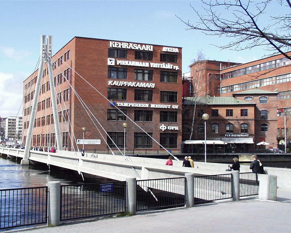 Kehräsaari, Tampere