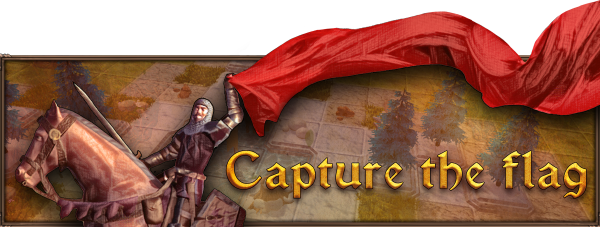 If you are not intrigued by classic chess notion of chasing the king, try the unique Capture the Flag mode, where your goal is to bring the insignia of victory to your base or keep it the longest.