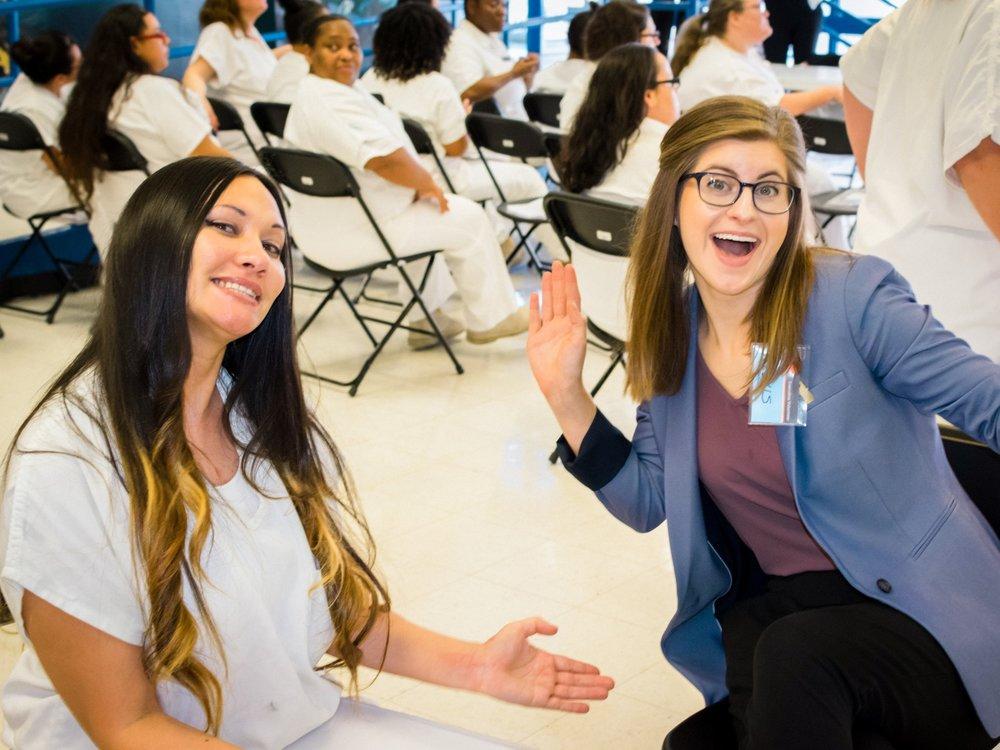 Mentor, Prison Entrepreneurship Program -