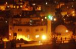 Ramadan lights in Nablus