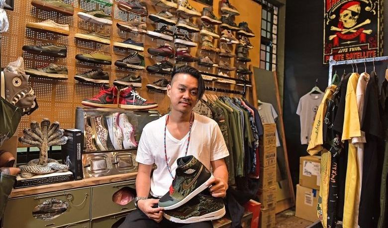 Getting a kick from collecting kicks at Sole Superior, Singapore's annual sneaker convention - Straits Times, 31 Aug 2018