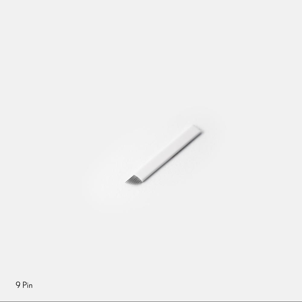 0 20mm Microblading Blades