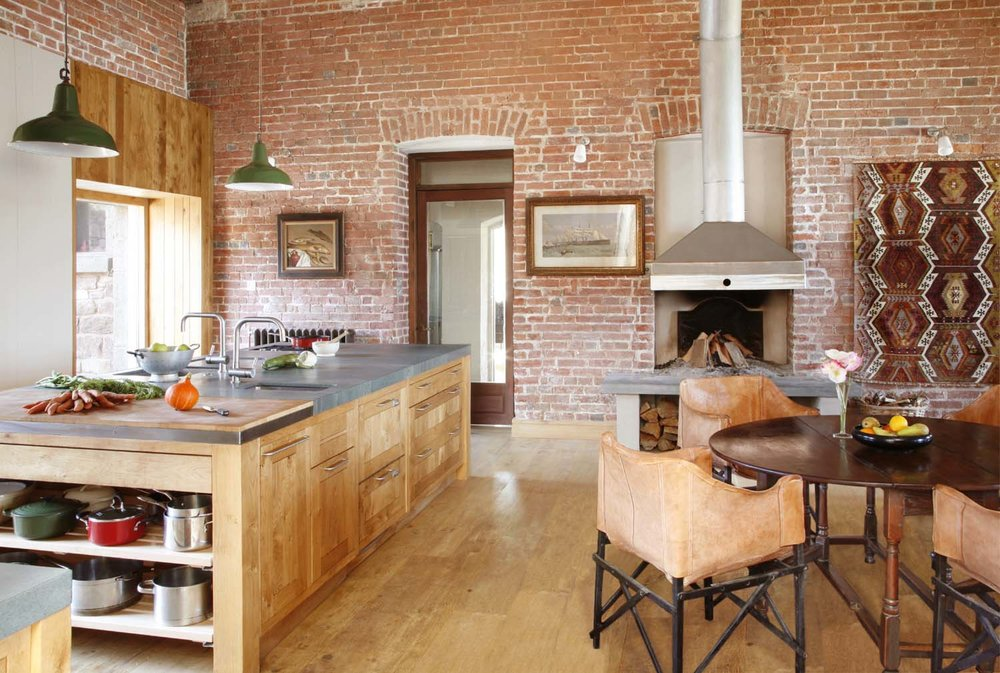 View towards fireplace in kitchen.jpg