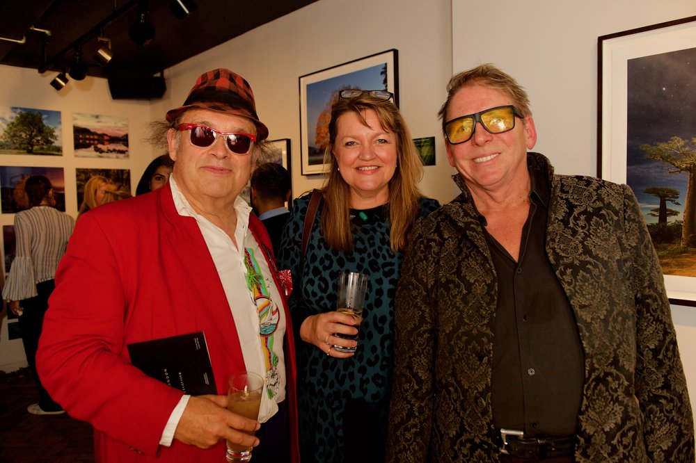 ADRIAN HOUSTON PRIVATE VIEW