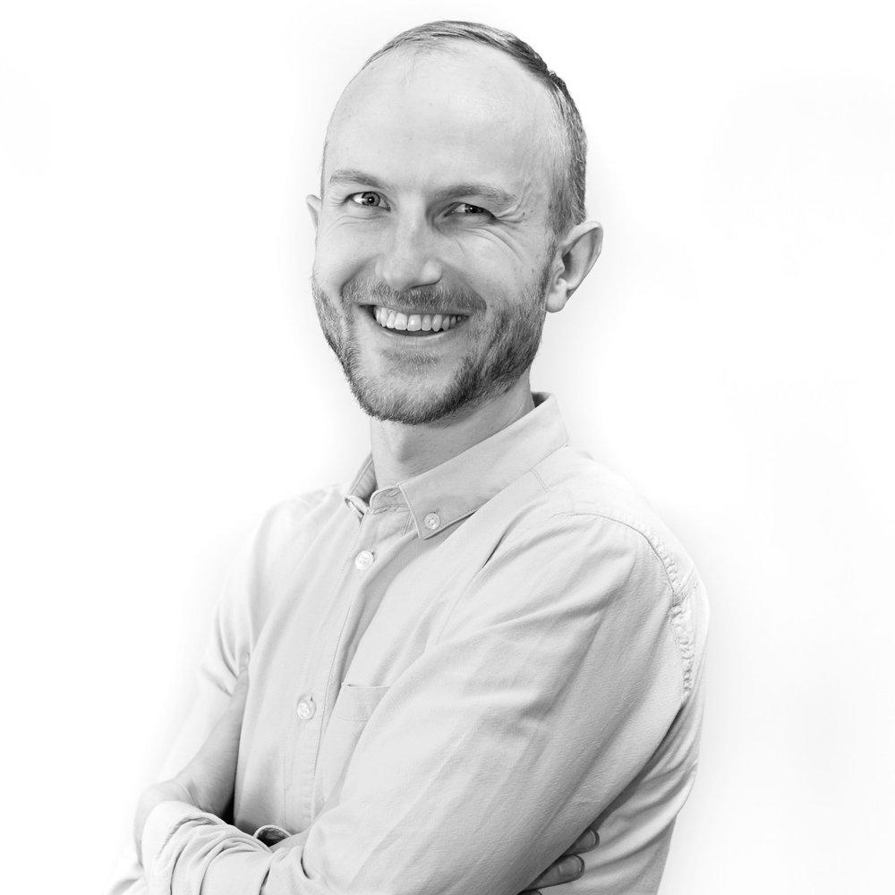 Martin Axelsen   CSO & Co-founder